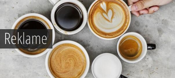 Kaffe for enhver smag